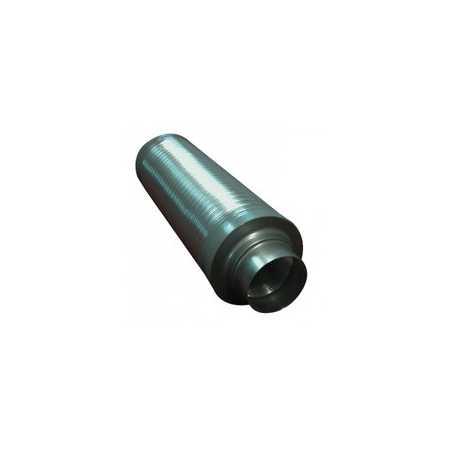Silenciador Flexible100/600mm